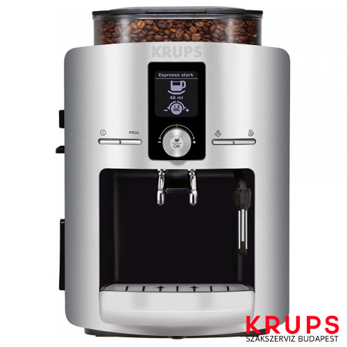 Krups Espresseria Automatic EA8250 kávéfőző gép