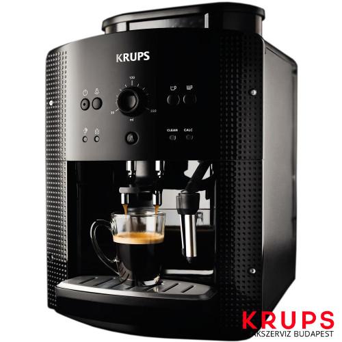 Krups EA8108 automata eszpresszó kávéfőző gép