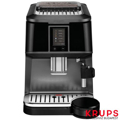 Krups Espresseria Automatic Super Cappuccino EA844230 kávéfőző gép